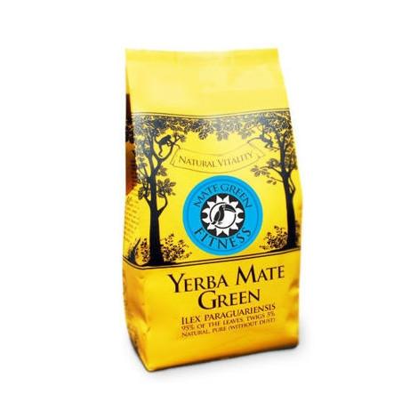 Yerba Mate Green FITNESS - 400 g.
