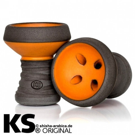 Cybuch do Shishy Kamienny KS APPO - Orange