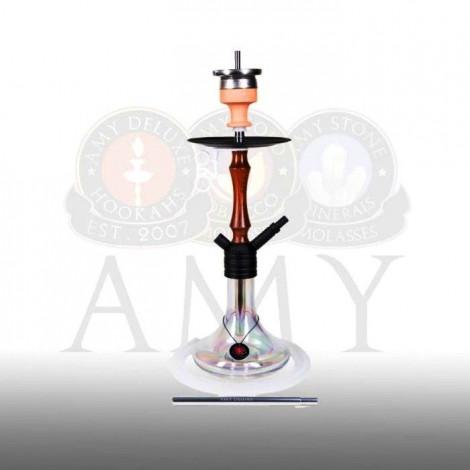 AMY Shisha - Mini Jungle Clear (083.02R) 50cm