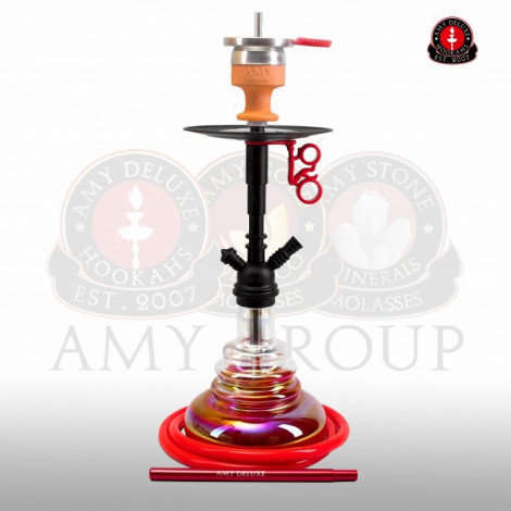 AMY Shisha - Middle Cloud Red (060R) 55cm