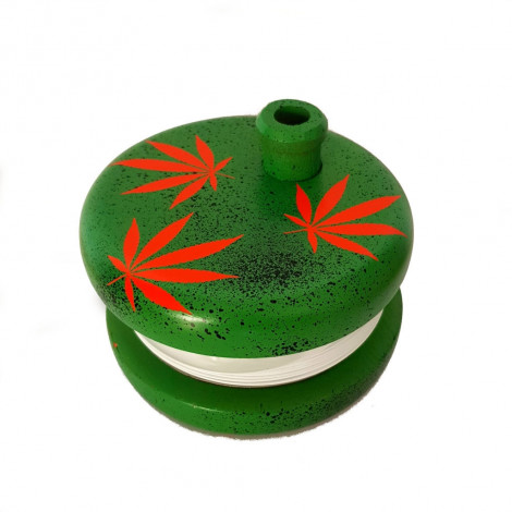 Bongo Grawitacyjne - Green Leaf