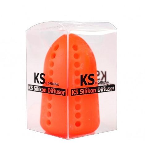 Silikonowy Dyfuzor do Shishy -  Pomarańcz