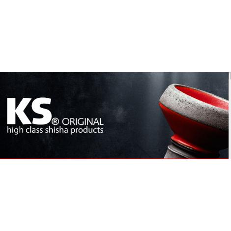 Cybuch do Shishy Kamienny KS APPO - Ice Edition Red