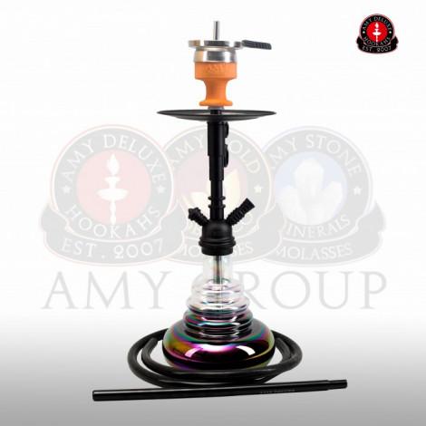 AMY Shisha - Middle Cloud Black (060R) 55cm