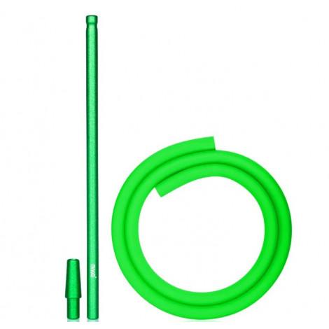 Wąż do Shishy Sylikonowy + Ustnik - MYA Zielony
