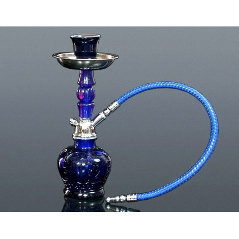 Shisha Mini 18 cm Niebieska