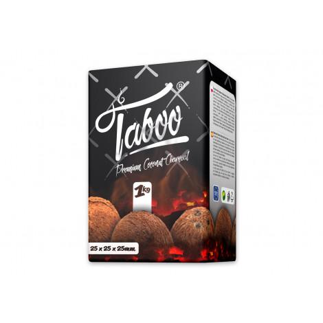 Węgielki Kokosowe do Shishy TABOO 1Kg