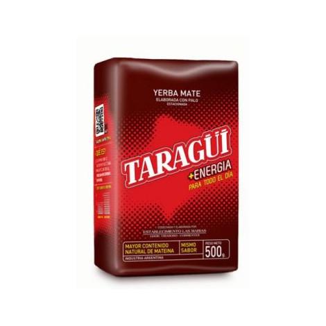 Yerba Mate - Taragui ENERGIA 0,5kg