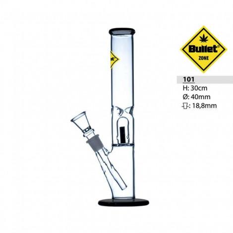 Bongo z Filtracją 1 Dyfuzor - Bullet ZONE 30cm